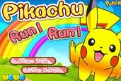 Play Pikachu Run! Run!