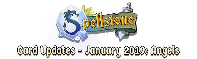 Spellstone Card updates