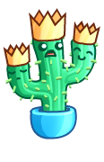 Cactus shiny