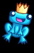 Frog shiny
