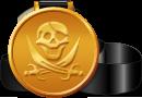 Medal tlap 130x90