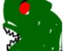 Play Clicky Game 2: Bender Godzilla RAMPAGE!