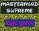 Play Mastermind Supreme : logic puzzle