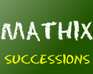 Play Mathix - Successions