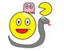 Play Pacman+snake=true