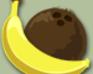 Play Banana Bowling