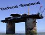 Play Defend Sealand