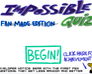 Play The Impossible Quiz - Fan Edition