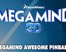 Play Megamind's Mega Pinball