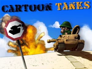 Play Cartoon Tanks