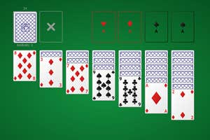 Play Barking Games Solitaire