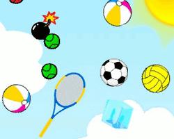 Play Ball Rain