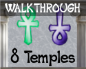 Play Eight Temples Walkthrough