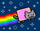 Play Nyan Cat FLY!
