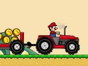 Play Mario Tractor