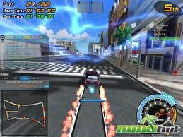 Play 3D Racing MMORPG