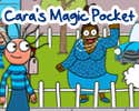 Play Cara's Magic Pocket!