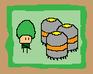 Play Pvt. Littledude vs Robot Armada