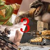 Play Heroes Battle 3