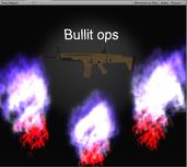 Play Bullit Ops test