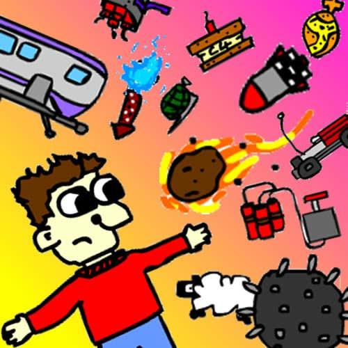 Play 101 Ways To Kill Jonny (Explosives)