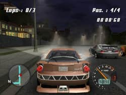 Play Random Racing Game