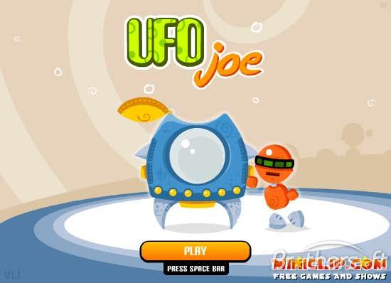 Play UFO Joe