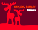 Play Sugar, Sugar, the Christmas special