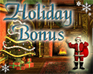 Play Holiday Bonus