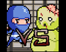 Play Ninja vs Zombies: Survive!