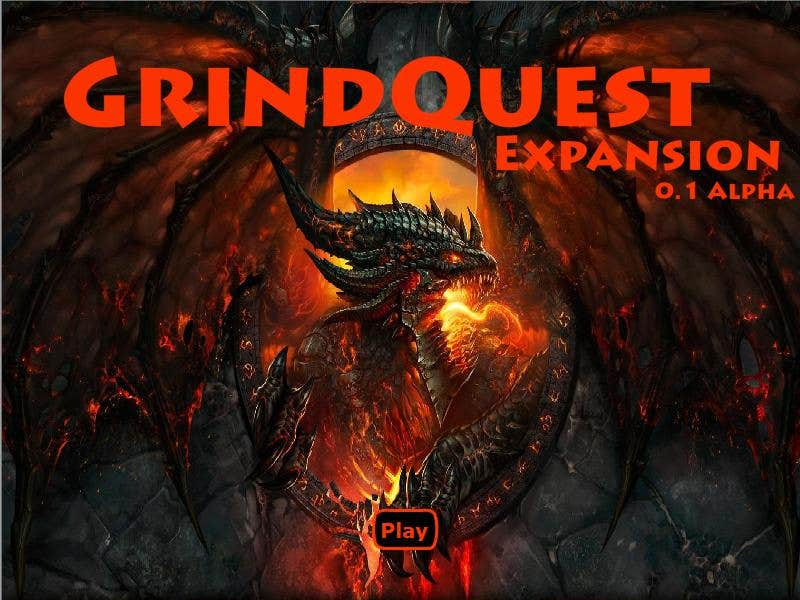 Play GrindQuest Expansion