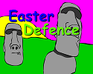 Play Easter Defence