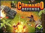Play Commando Defense