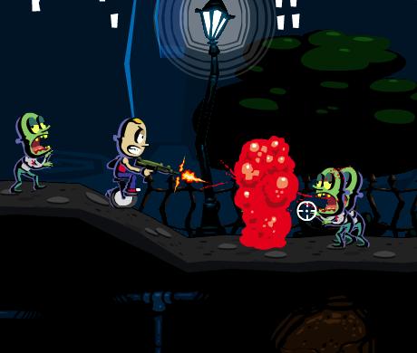 Play Zombie-shooter (Pre-alpha)