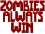 Play ZOMBIES ALWAYS WIN