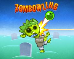 Play Zombowling