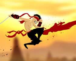 Play Run Ninja Run 2