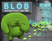 Play Blob: Escape from Lab-16B