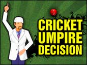 Play Cricket Umpire Decision
