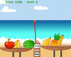 Play Fruit scales 2