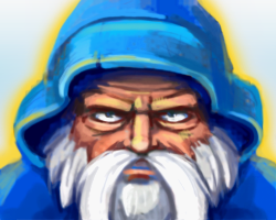 Wizard Walls game