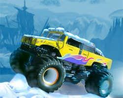 Play Monster Truck Trip Seasons: Winter