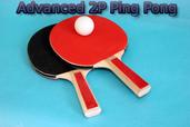 Play Advanced 2P Ping Pong