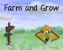 Play Farm and Grow