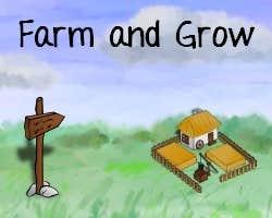 Play Farm and Grow