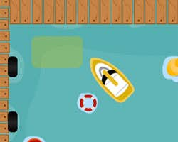 Play Powerboat Parking