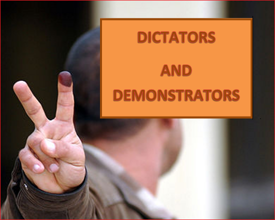 Play DICTATORS AND DEMONSTRATORS