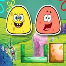 Play Spongebob Jelly Puzzle 3