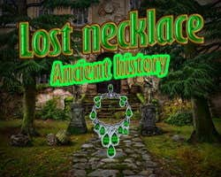 Play Lost necklace - Ancient history