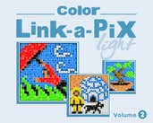 Play Color Link-a-Pix Light Vol 2
